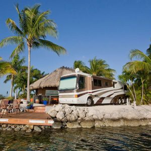 Best Places to Winter in an RV with Junction City Storage