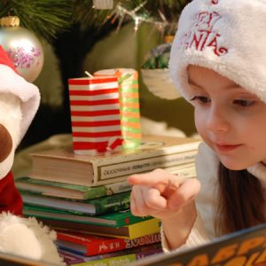 Great Christmas Books for Kids from Rock Springs WY Storage