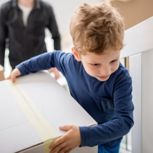 Five Ways to Make Moving Easier for Kids with Storage Junction City